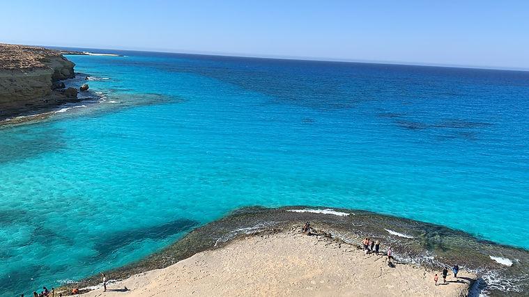 Ocean in Egypt