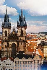 PRAGA AMSTERDAM Y BERLIN