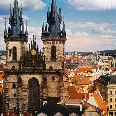 4 Spooky days in the heart of Europe, Prague!