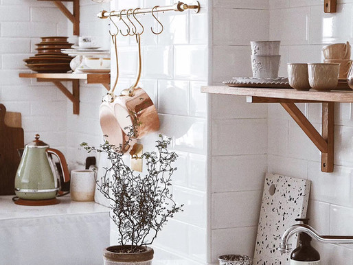4 Easy Habits to Make Your Kitchen a More Sustainable Space