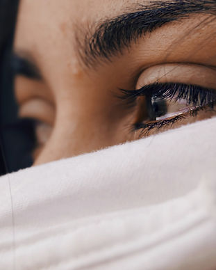 Trauma often leaves us feeling vunerable and worthless