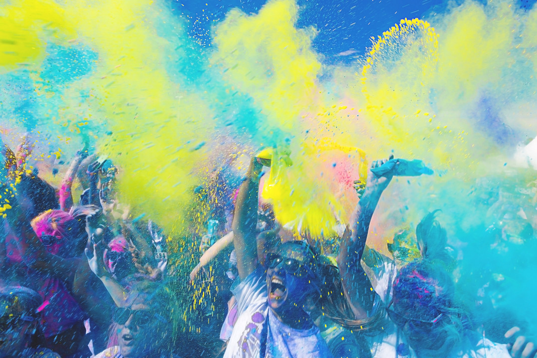 top best college party for holi