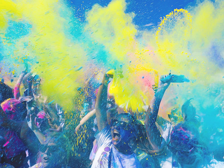 5 Reasons You Should Participate in the Color Fun Run!