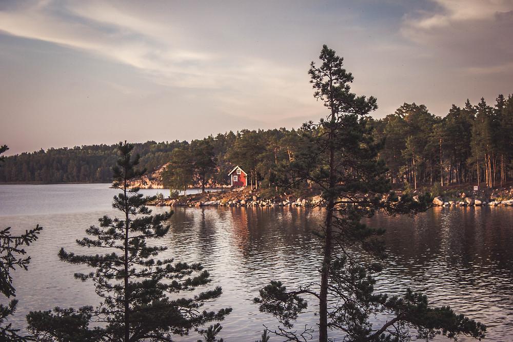 eco village Suede Angsbacka