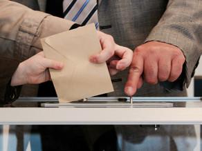 Abstimmungsbekanntmachung