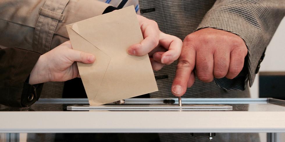 Elections   Kosningar   انتخابات