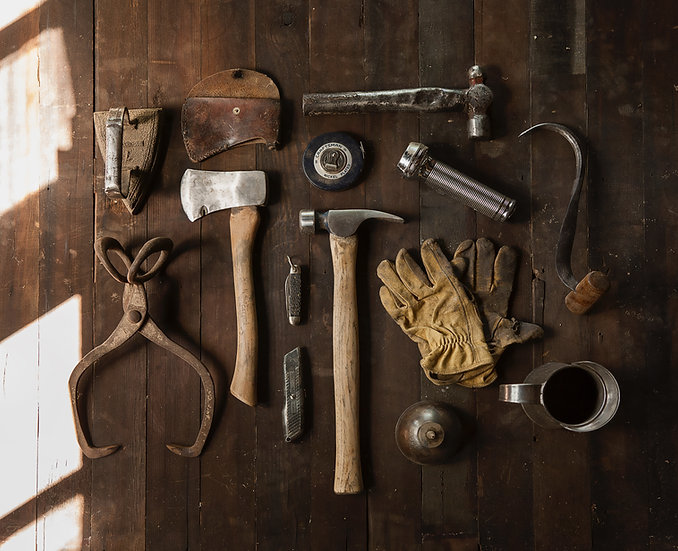 Ultimate Beginners Tool Kit