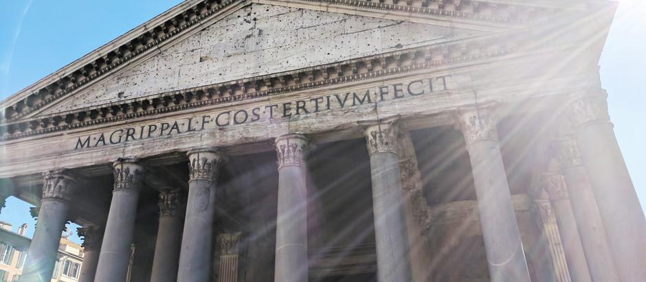 O templo de Todos os Deuses