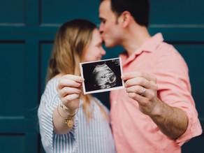 """A descoberta da gravidez e seus """"muitos"""" sintomas."""