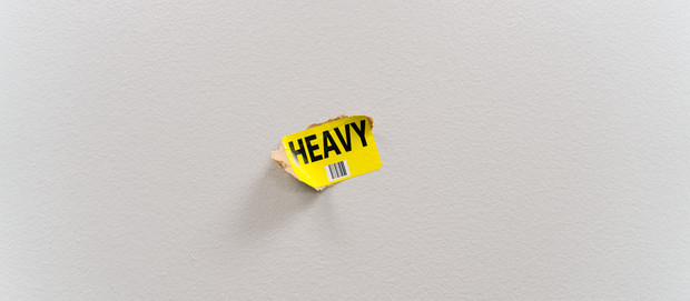 How do you find the stamina to continue to lift the heavy load?