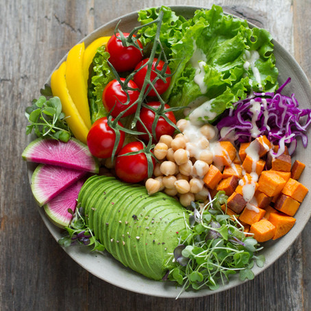 8 Things you can do now to increase your Microbiome's health (Blog in progress...)