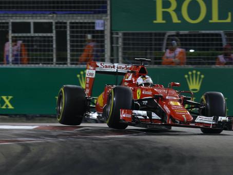 Singapore GP Cancelled? Tune into E-sports!
