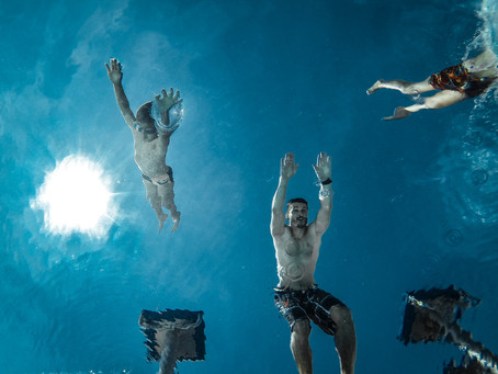 Taking the Plunge: Learning Resilience