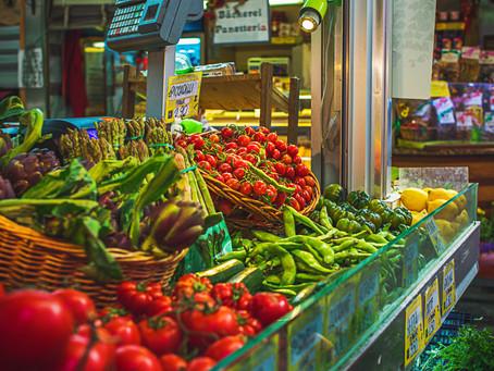 Mercado Internacional de Produtos Veganos