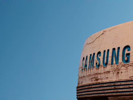 NORDIC INTERACTIVE TECHNOLOGIES REACHES AGREEMENT WITH SAMSUNG ELECTRONICS
