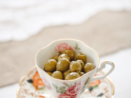 Try This At Home: Olives & Fino Sherry