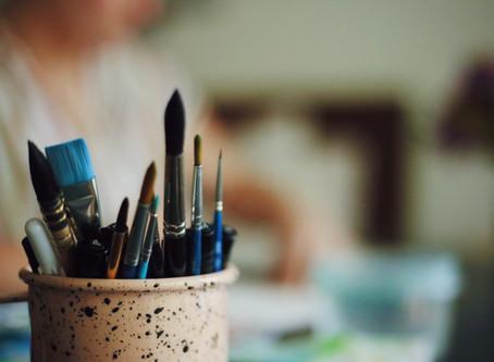 'Een schilder zou twee levens moeten hebben'