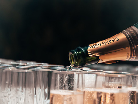 Wine of the Month: Cuvee Vendemiaire Brut Champagne NV