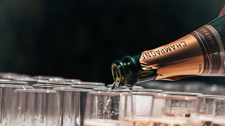 NYE Champagne Toast