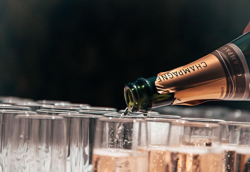 Champagne pour mariage et événement