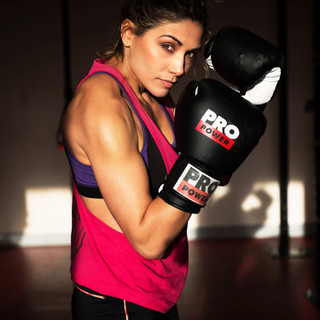 Boxing is amaing!  You will burn a ton of calories as you gain strength.