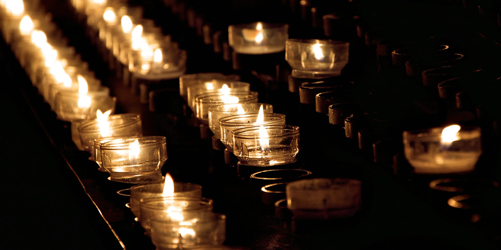 Restorative Candlelight  Yoga