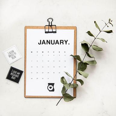 2019-01 January Minutes
