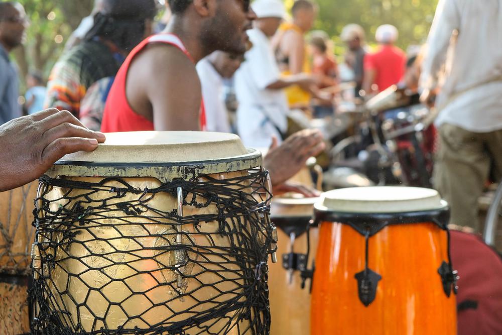 drum circle benefits