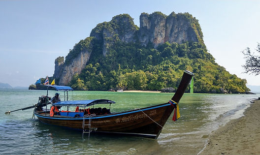 Thailandia Krabi long tail