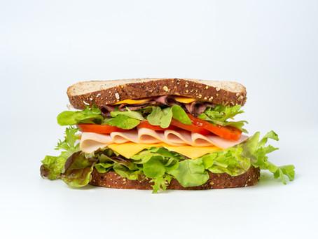Anyone fancy a jam sandwich?