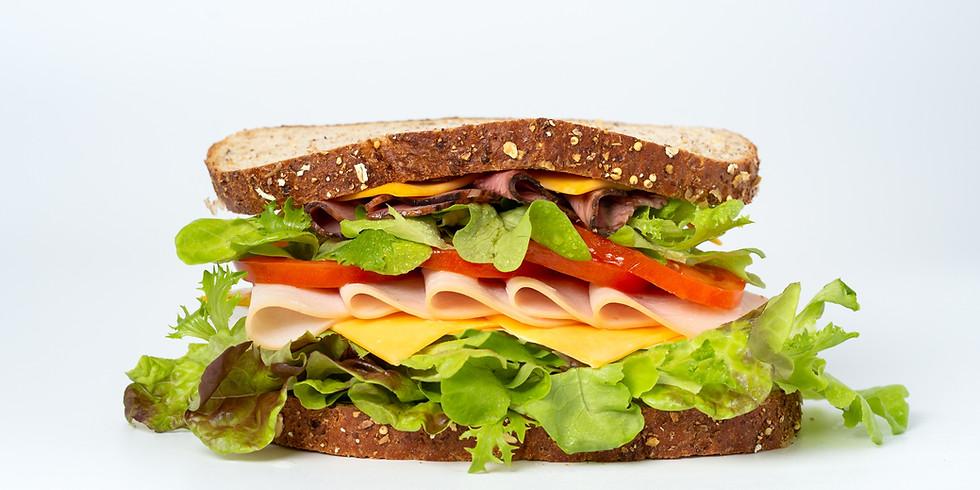 サンドイッチ屋さんごっこをしよう (3-6歳向け) 【Ai】