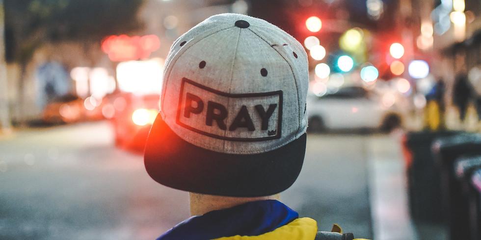 Daily Online Prayer Gathering