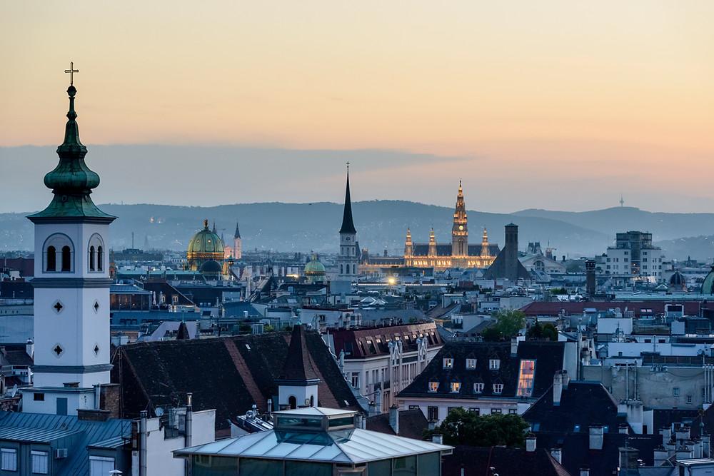 Vienna elopement