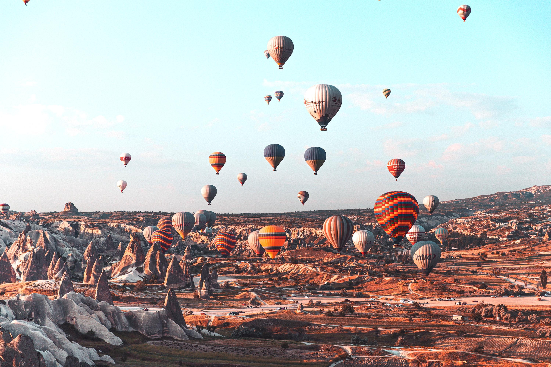 TURKEY ︳ 土耳其聖城奇景