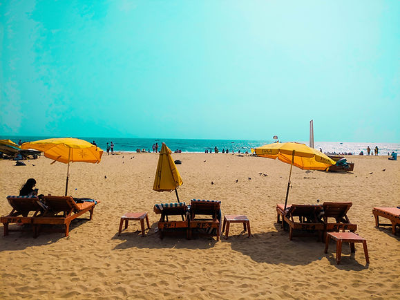 Goa Beaches and Hotels