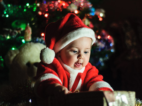 Keep Your Baby Safe at Christmas