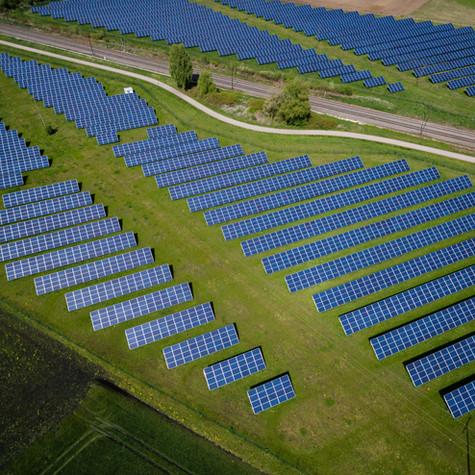 Projekt Solarpark
