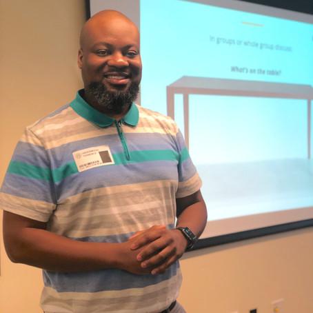 Teaching English – Sowing seeds