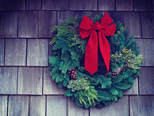 New dates added for Wreath making Workshops 2020!