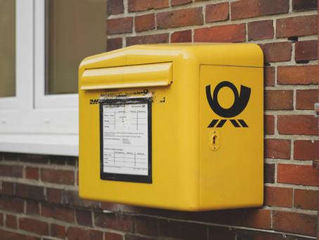 一次公開德國郵政的逗知識與新服務