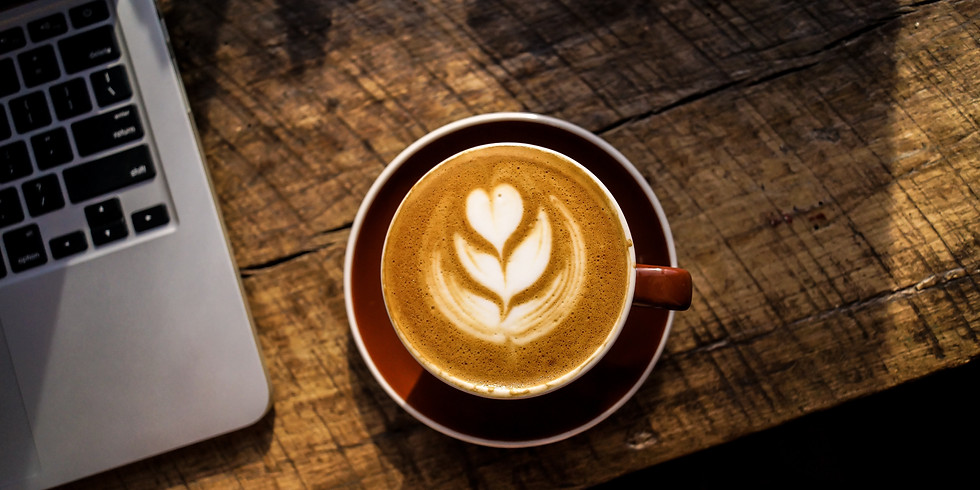 Coffee and Community (Free / Online)