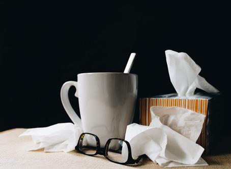 Zen and the Art of Being Sick