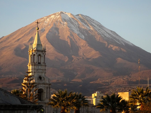 Quick Travel Guide | Arequipa