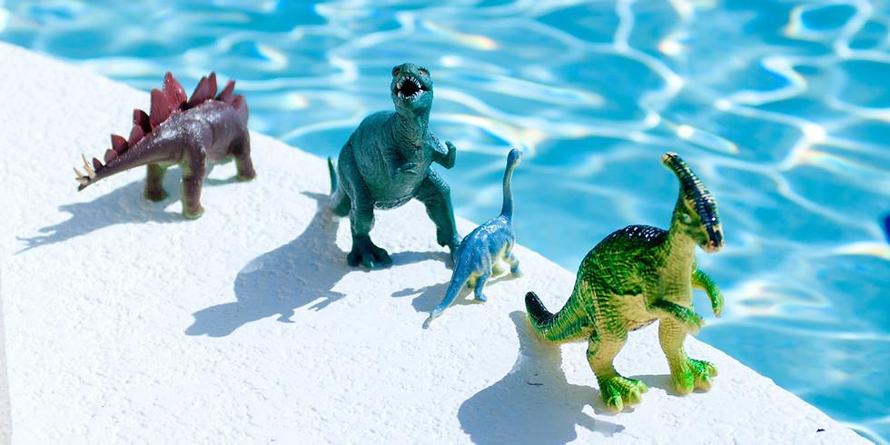 """We are the Dinosaurs""を歌おう (3-6歳向け) 【Leland】"