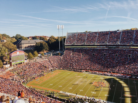 The BEST Things to do Near Clemson