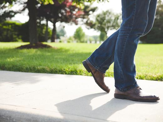 Walk further - Feel better