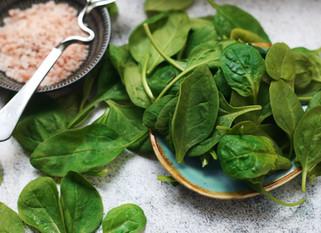 Chef Gianluca Deiana Abis: Risotto Con Spinaci/ Spinach Risotto