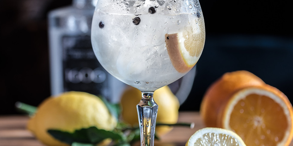 The Gin Experience @ The Limerick Arms