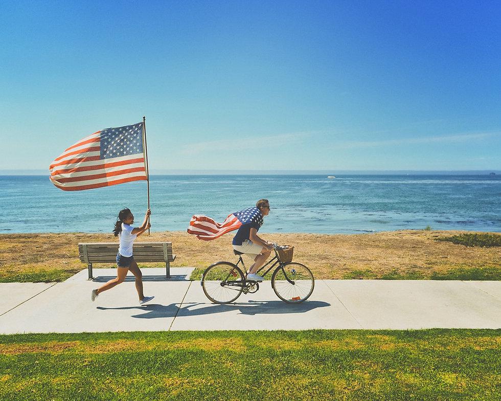 July 4 Bicycle Parade