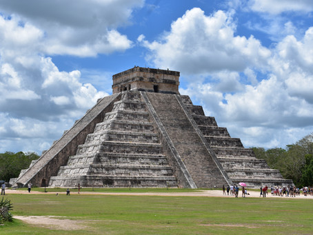 Atheist Life Hacks: How To Find The Sacrificial Altar At Chichen Itza